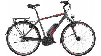 Bergamont E-Line C N8 FH 500 Gent 28 E-Bike Trekking Komplettbike Herren-Rad engine grey/red/black Mod. 2016