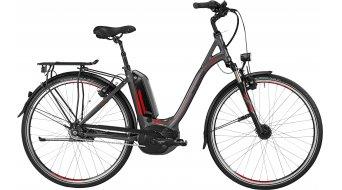 Bergamont E-Line C N8 FH 500 Wave 28 E-Bike Trekking Komplettbike Unisex-Rad Gr. 52cm engine grey/red/black Mod. 2016