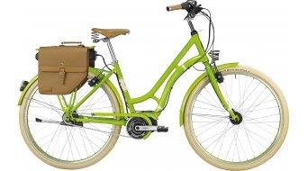 Bergamont E-Line Summerville 28 E-Bike Trekking Komplettbike Unisex-Rad Gr. 52cm apple green/white Mod. 2016