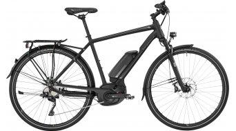 Bergamont E-Horizon 9.0 Gent 28 Trekking E-Bike Komplettbike black/anthracite/silver (matt/shiny) Mod. 2017