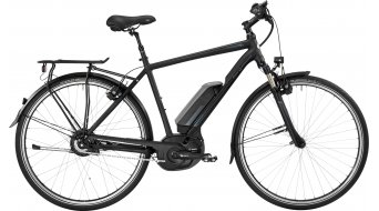 Bergamont E-Horizon N330 Gent 28 trekking e-bike Gr. black/petrol (mat/shiny) model 2017