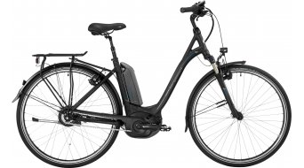 Bergamont E-Horizon N330 Wave 28 trekking E-Bike bici completa Unisex . black/petrol (opaco/shiny) mod. 2017