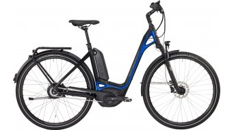 Bergamont E-Ville N330 28 Urban E- bike bike Unisex black/blue (matt/shiny) 2017
