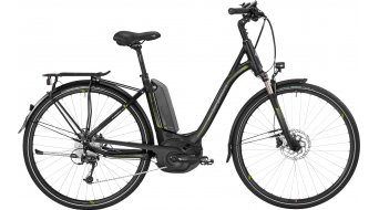 Bergamont E-Horizon 7.0 Wave 28 Trekking E-Bike Komplettbike Unisex black/lime (matt/shiny) Mod. 2017