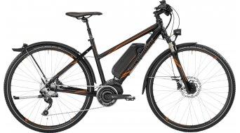 Bergamont E-Helix 7.0 Lady 28 E- vélo vélo femmes-roue taille 52cm black/orange (matt) Mod. 2017