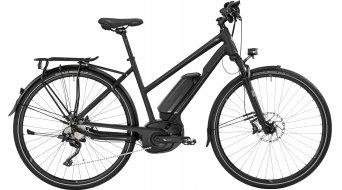 Bergamont E-Horizon 9.0 Lady 28 Trekking E-Bike Komplettbike Damen-Rad black/anthracite/silver (matt/shiny) Mod. 2017