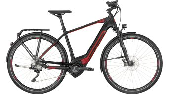 "Bergamont E-Horizon Elite Gent 28"" e-bike Gr. black/red (mat) model 2018"