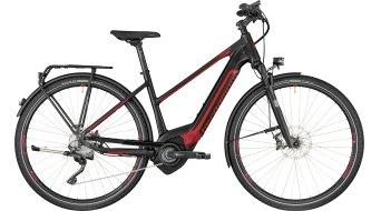 """Bergamont E-Horizon Elite Lady 28"""" E-Bike bici completa Señoras-rueda tamaño 52cm negro/rojo (color apagado) Mod. 2018"""