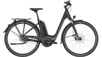 "Bergamont E-Horizon N7 FH 400 Wave 26"" e-bike Gr. 44cm black/dark silver/silver (mat) model 2018"