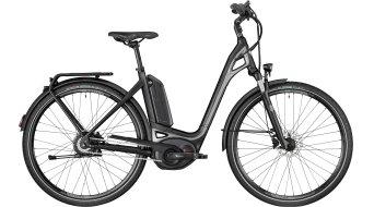 "Bergamont E-Ville N330 28"" E-Bike bici completa . black/dark silver (opaco/shiny) mod. 2018"