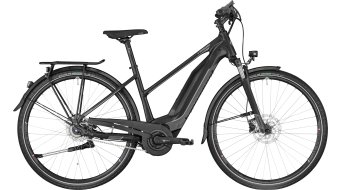 """Bergamont E-Horizon N7 FH 400 Lady 28"""" E- bike bike ladies version black/dark silver/silver (matt) 2018"""