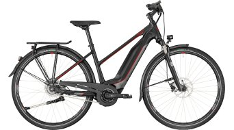 "Bergamont E-Horizon N8 CB 400 Lady 28"" E-Bike Komplettbike Damen-Rad Gr. 48cm black/dark silver/red (matt) Mod. 2018"