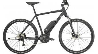 """Bergamont E-Helix 6.0 Gent 28"""" E- bike bike cm black/black/grey (matt/shiny) 2019"""