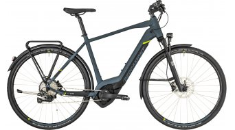 "Bergamont E-Helix Expert EQ Gent 28"" e-bike cm dark grey/black/lime (mat) model 2019"