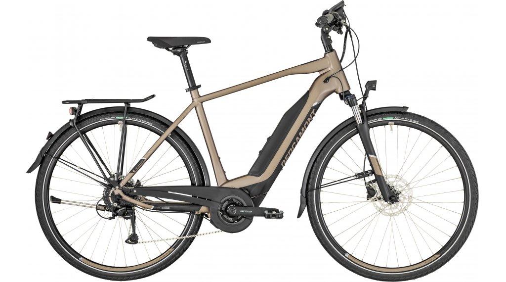 "Bergamont E-Horizon 6.0 Gent 28"" E- bike bike size 48 cm silver bronce/black/grey (matt) 2019"