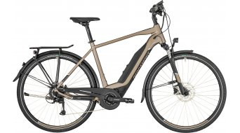 "Bergamont E-Horizon 6.0 Gent 28"" e-bike cm silver bronce/black/grey (mat) model 2019"
