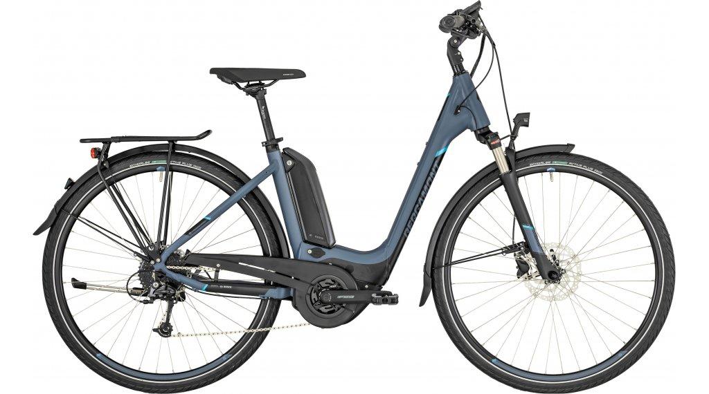 """Bergamont E-Horizon 7.0 Wave 500 28"""" E-Bike 整车 型号 48厘米 bluegrey/black (matt) 款型 2019"""