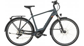 "Bergamont E-Horizon Edition Gent 28"" E-Bike 整车 型号 dark grey/black/red (matt) 款型 2019"
