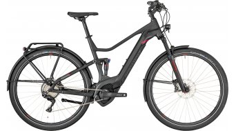 """Bergamont E-Horizon FS Elite 28"""" E- bike bike size 46 cm anthracite/black/red (matt) 2019"""