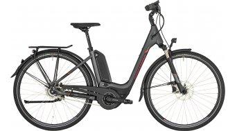 """Bergamont E-Horizon N8 CB 500 Wave 28"""" E- bike bike cm anthracite/black/red (matt) 2019"""