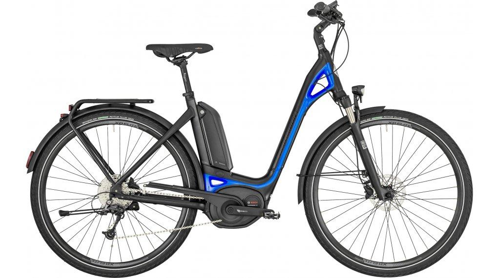 """Bergamont E-Ville Deore 28"""" E-Bike 整车 型号 48厘米 black/blue (matt/shiny) 款型 2019"""