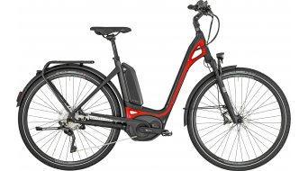"Bergamont E-Ville XT 28"" e-bike cm black/red (mat/shiny) model 2019"