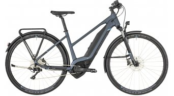 "Bergamont E-Helix 8.0 EQ Lady 28"" E-Bike Komplettbike Damen-Rad cm dark bluegrey/black/blue (matt) Mod. 2019"