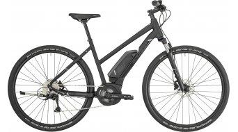 "Bergamont E-Helix 6.0 Lady 28"" E-Bike bici completa da donna . cm black/black/grey (opaco/shiny) mod. 2019"