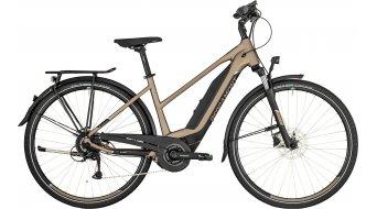 """Bergamont E-Horizon 6.0 Lady 28"""" E- bike bike ladies version cm silver bronce/black/grey (matt) 2019"""