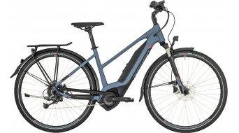 "Bergamont E-Horizon 7.0 Lady 500 28"" E- bike bike ladies version cm bluegrey/black/coral red (matt) 2019"