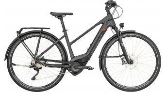 """Bergamont E-Horizon Elite Lady 28"""" E-Bike Komplettbike Damen-Rad cm anthracite/black/red (matt) Mod. 2019"""