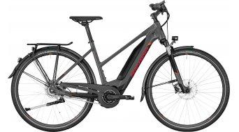 """Bergamont E-Horizon N8 CB 500 Lady 28"""" E- bike bike ladies version cm anthracite/black/red (matt) 2019"""