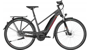 "Bergamont E-Horizon N8 FH 500 Lady 28"" E- bike bike ladies version cm anthracite/black/red (matt) 2019"
