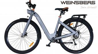 Weinsberg Caravaning elektromos kerékpár BESV CF1 Méret unisize matt grey