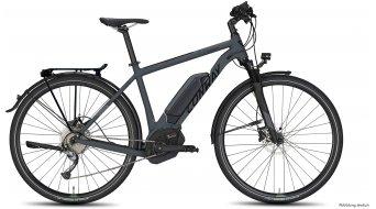 "Conway eCC 300 SE 28"" E-Bike bici completa . grey opaco/black mod. 2018"