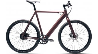 "Coboc ONE Brooklyn Fat 27.5"" E-Bike 整车 型号 jugla brown matt-metallic 款型 2020"