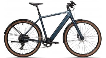 "Coboc TEN Merano 27.5"" E-Bike Komplettrad free blue metallic Mod. 2020"