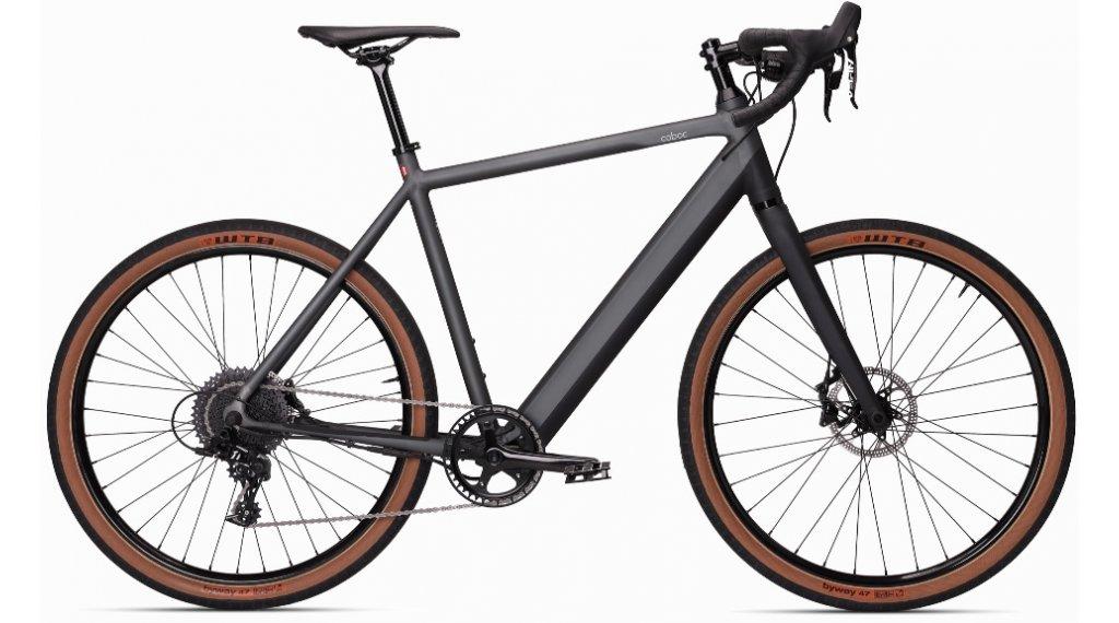 Coboc TEN Torino 527 27.5 E-Bike Komplettrad Gr. M giro gray/atlas black matt Mod. 2021