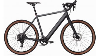 Coboc TEN Torino 527 27.5 E-Bike Gravel bici completa Giro gray/atlas negro color apagado Mod. 2021