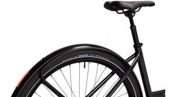 Coboc SEVEN Kallio Comfort 28 E-Bike bici completa tamaño S diorit gris/salmiak negro metallic Mod. 2021