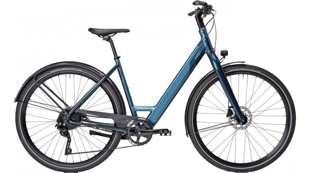Coboc SEVEN Kallio Ltd. 28 E-Bike Komplettrad Gr. S grada blue/free blue metallic Mod. 2021
