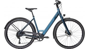 "Coboc SEVEN Kallio Ltd. 28"" E-Bike 整车 型号 grada blue/free blue metallic 款型 2020"