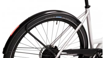 Coboc SEVEN Kallio 28 E-Bike Komplettrad Gr. S cloud white/neo silver metallic Mod. 2021