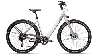 "Coboc SEVEN Kallio 28"" E-Bike 整车 型号 cloud white/neo silver metallic 款型 2020"