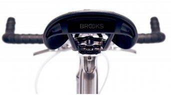 Coboc ONE Soho F1 28 E-Bike Komplettrad Gr. S silber matt Mod. 2021