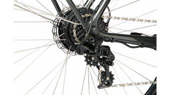 Coboc SEVEN Montreal 28 E-Bike Komplettrad Gr. S diorit grey metallic hochglanz Mod. 2021
