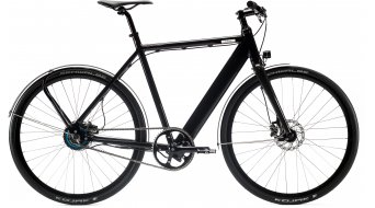 "Coboc SEVEN Vesterbro 28"" E-Bike Komplettrad schwarz hochglanz Mod. 2020"