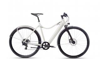 "Coboc SEVEN Kanda 28"" E-Bike bici completa Señoras tamaño S tagua blanco metallic hochglanz Mod. 2020"