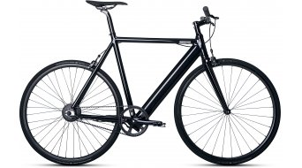 Coboc ONE eCycle F1 28 E-Bike Komplettrad Gr. S fable black metallic hochglanz Mod. 2021