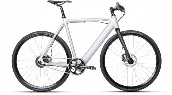 "Coboc ONE Rome 527 Ltd. Edition 28"" E- bike bike silver metallic 2019"